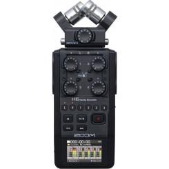 Диктофон Zoom H6 Black