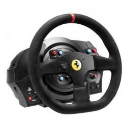 Проводной руль Thrustmaster T300 Ferrari Integral RW Alcantara edition PC/PS4/PS3 Black