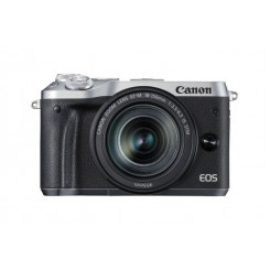 Canon EOS M6 18-150 IS STM Black- Silver