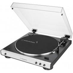 Граммофон Audio-Technica AT-LP60XBT White