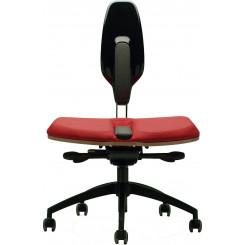 Кресло медицинское Neseda Premium Laminate Red