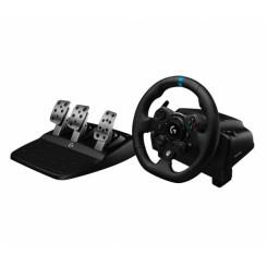 Проводной руль Logitech G923 Xbox One/PC